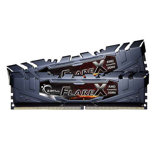 G.Skill Flare X Series 32 Go (2x 16 Go) DDR4 2400 MHz CL15 pas cher