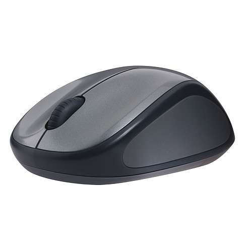 Logitech Wireless Mouse M235 (Gris) pas cher