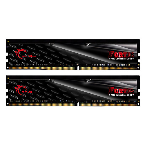 G.Skill Fortis Series 16 Go (2x 8 Go) DDR4 2133 MHz CL15 pas cher