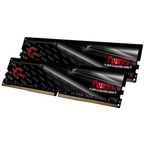 G.Skill Fortis Series 32 Go (2x 16 Go) DDR4 2400 MHz CL15 pas cher
