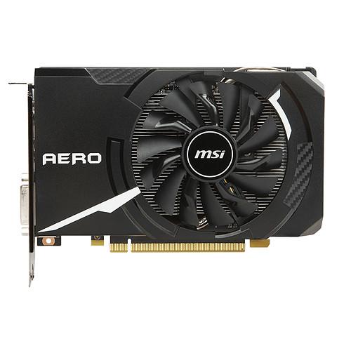 MSI GeForce GTX 1060 AERO ITX 3G OC pas cher