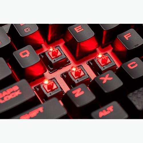Corsair Gaming K63 (Cherry MX Red) pas cher