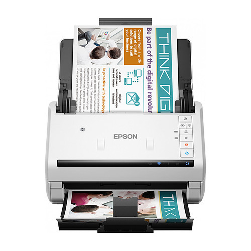 Epson Workforce DS-570W pas cher