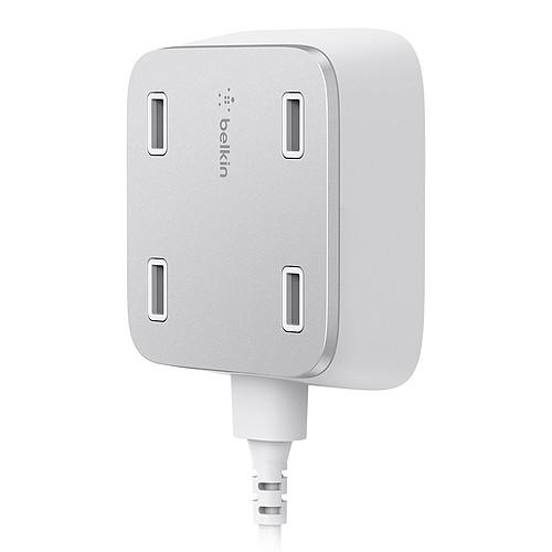 Belkin Chargeur Family RockStar 4 ports USB pas cher