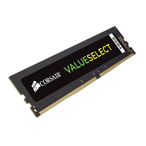 Corsair ValueSelect 8 Go DDR4 2666 MHz CL18 pas cher