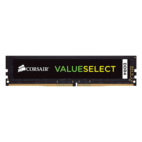 Corsair ValueSelect 8 Go DDR4 2400 MHz CL16 pas cher