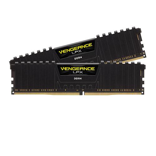 Corsair Vengeance LPX Series Low Profile 32 Go (2x 16 Go) DDR4 2400 MHz CL16 pas cher