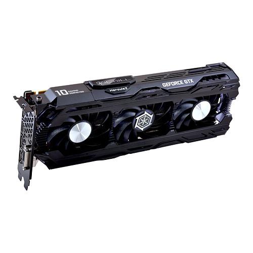 INNO3D iChiLL GeForce GTX 1080 Ti X3 pas cher