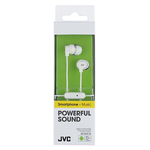 JVC HA-FR15 Blanc pas cher