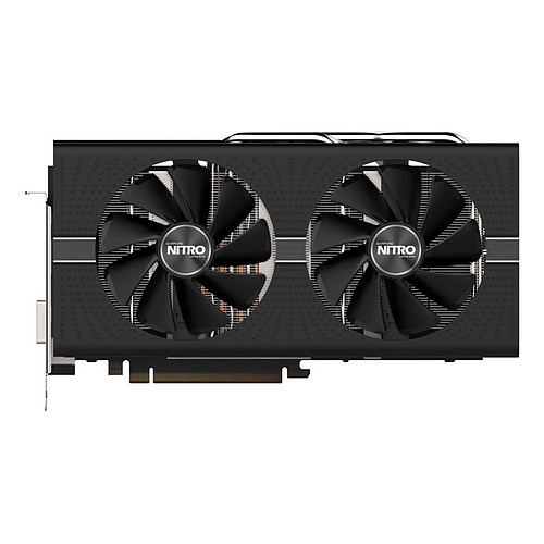 Sapphire NITRO+ Radeon RX 580 8GD5 pas cher