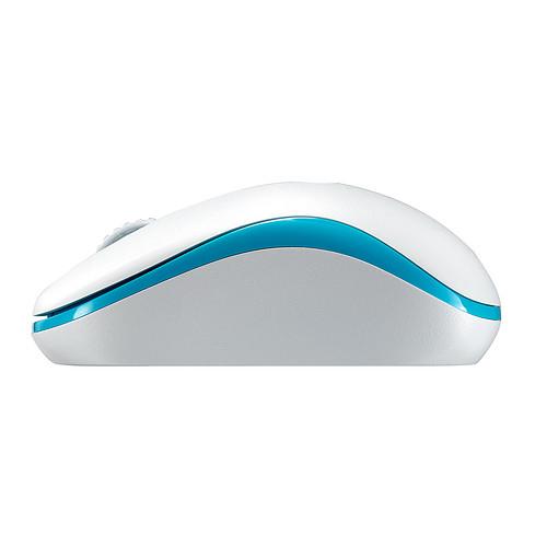 Rapoo M10+ (Blanc/Bleu) pas cher