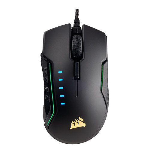 Corsair Gaming Glaive RGB (aluminium) pas cher