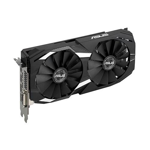 ASUS DUAL SERIES AMD Radeon RX 580 OC EDITION 8GB pas cher