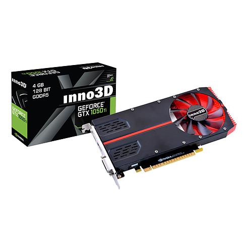 INNO3D GeForce GTX 1050 Ti 1-Slot Edition pas cher