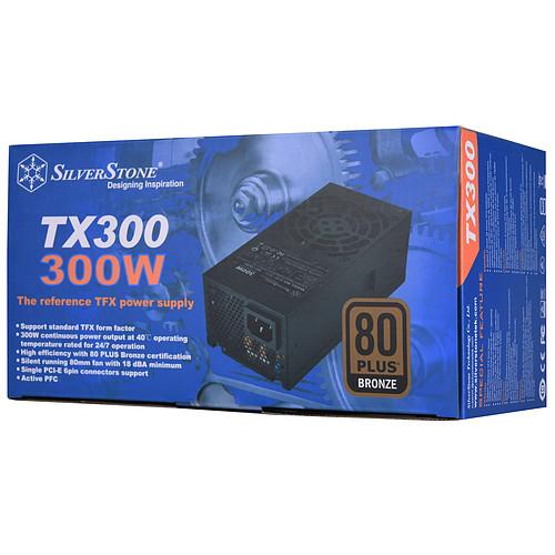 SilverStone TFX TX300 80PLUS Bronze pas cher