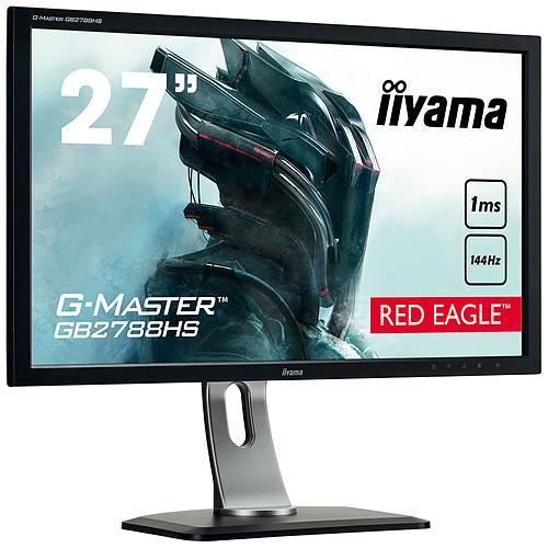 "iiyama 27"" LED - G-MASTER GB2788HS-B2 Red Eagle pas cher"