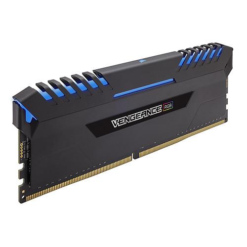 Corsair Vengeance RGB Series 128 Go (8x 16 Go) DDR4 3200 MHz CL16 pas cher