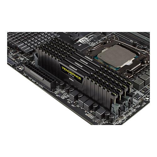 Corsair Vengeance LPX Series Low Profile 64 Go (2 x 32 Go) DDR4 3200 MHz CL16 pas cher