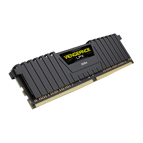 Corsair Vengeance LPX Series Low Profile 64 Go (2 x 32 Go) DDR4 3200 MHz CL16 pas cher