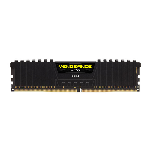 Corsair Vengeance LPX Series Low Profile 16 Go (2 x 8 Go) DDR4 3600 MHz CL14 pas cher