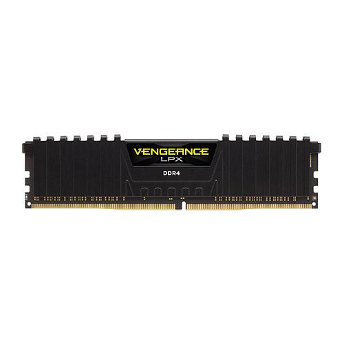 Corsair Vengeance LPX Series Low Profile 128 Go (4 x 32 Go) DDR4 2666 MHz CL16 pas cher
