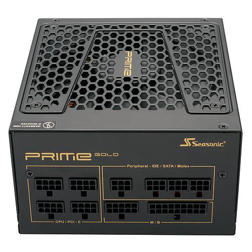 Seasonic PRIME Ultra 550 W Gold pas cher