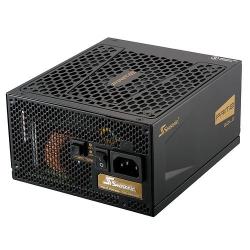 Seasonic PRIME Ultra 750 W Gold pas cher