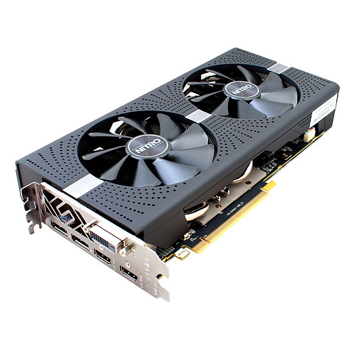 Sapphire NITRO+ Radeon RX 580 4GD5 (GDDR5 Samsung) pas cher