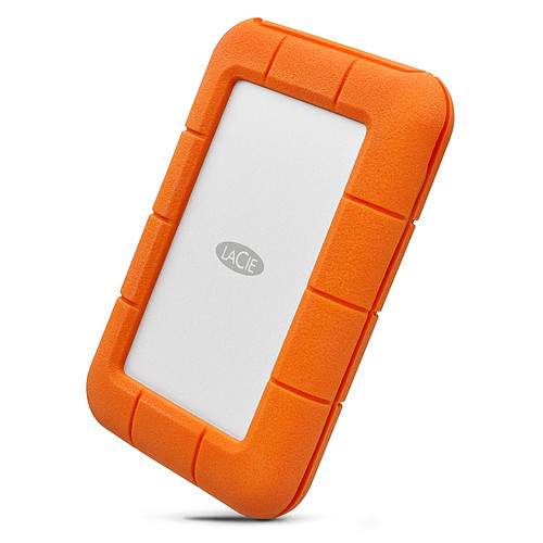 LaCie Rugged Thunderbolt USB-C 5 To pas cher