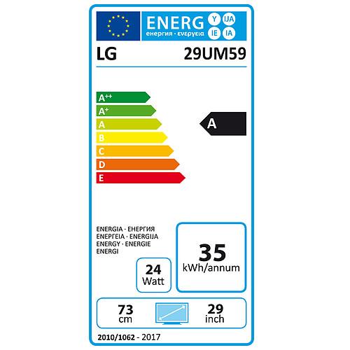 """LG 29"""" LED 29UM59 pas cher"""