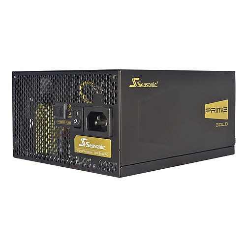 Seasonic PRIME 1000 W Gold pas cher