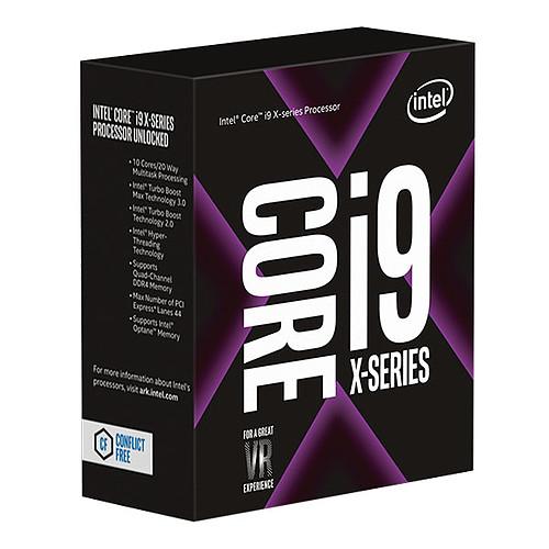 Intel Core i9-7900X (3.3 GHz) pas cher