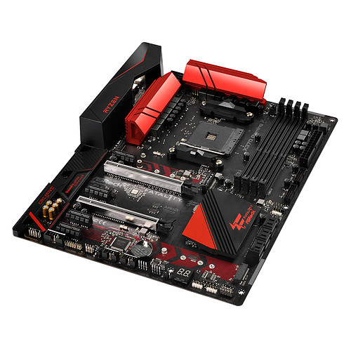 ASRock Fatal1ty X370 Gaming X pas cher
