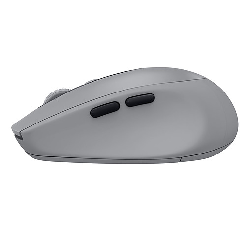 Logitech Wireless Mouse M590 Multi-Device Silent Gris pas cher