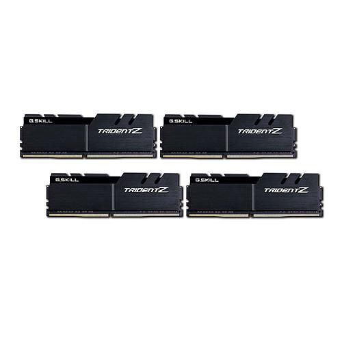 G.Skill Trident Z 32 Go (4x 8 Go) DDR4 3600 MHz CL16 pas cher