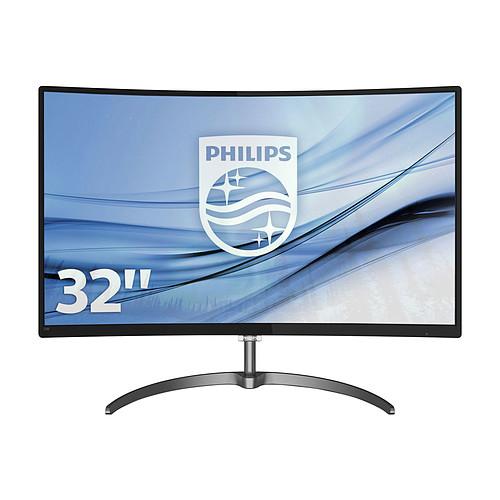 "Philips 32"" LED - 328E8QJAB5/00 pas cher"