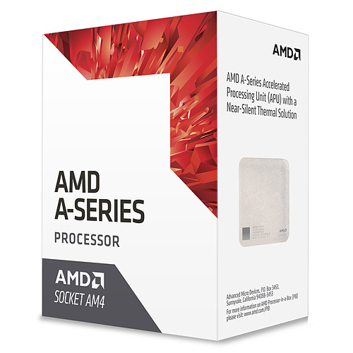 AMD A10-9700 (3.5 GHz) pas cher