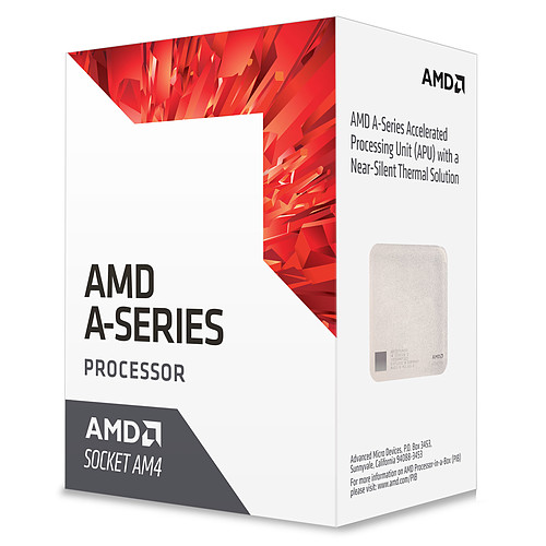 AMD A12-9800E (3.1 GHz) pas cher