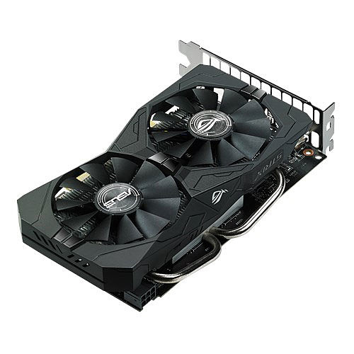 ASUS ROG STRIX AMD Radeon RX 560 O4G Gaming pas cher