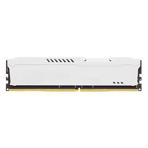 HyperX Fury Blanc 32 Go (4x 8 Go) DDR4 2666 MHz CL16 pas cher