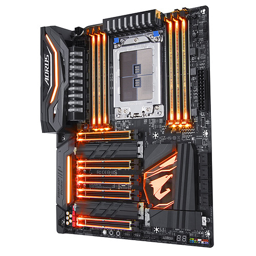 Gigabyte X399 AORUS Gaming 7 pas cher