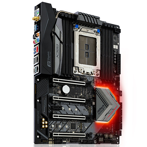 ASRock Fatal1ty X399 Professional Gaming pas cher