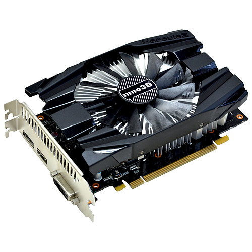 INNO3D GeForce GTX 1060 3GB Compact pas cher