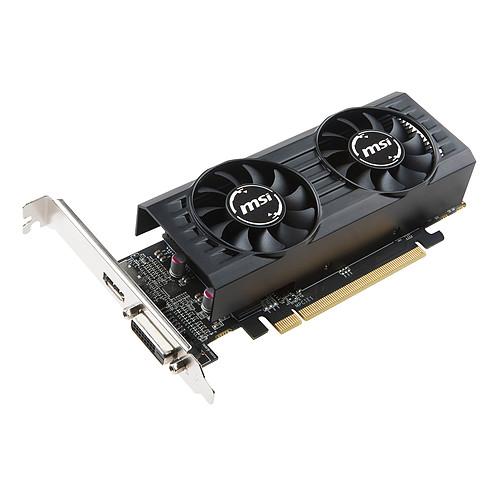 MSI Radeon RX 550 2GT LP OC pas cher
