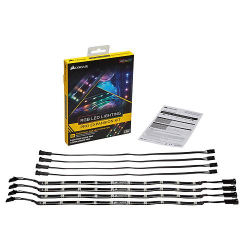 Corsair RGB LED Lighting PRO Expansion Kit pas cher