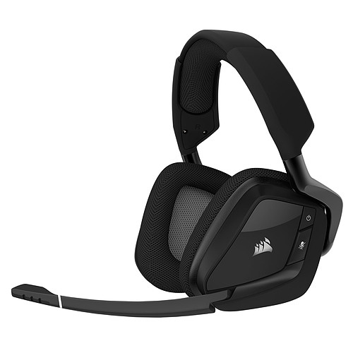 Corsair Gaming VOID Pro RGB Wireless (noir) pas cher