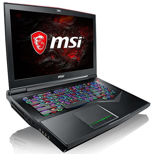 MSI GT75VR 7RF-063FR Titan Pro pas cher
