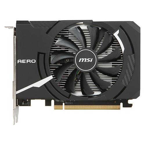 MSI Radeon RX 560 AERO ITX 4G OC pas cher