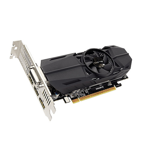 Gigabyte GeForce GTX 1050 Ti OC Low Profile 4G pas cher