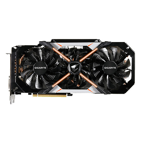 Gigabyte AORUS GeForce GTX 1080 8G pas cher